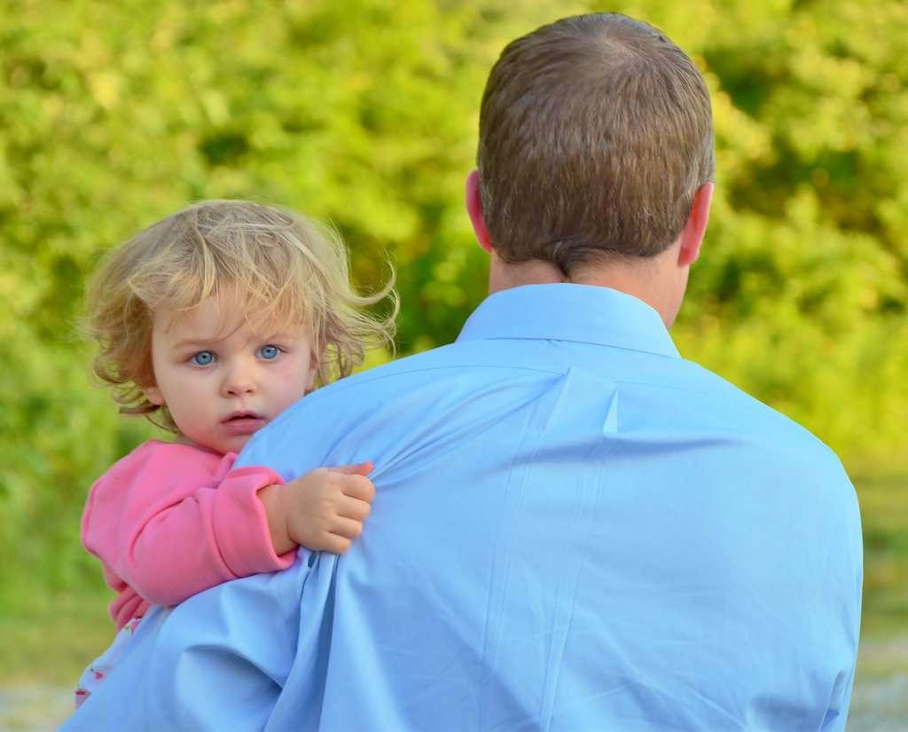 это Право отца на общение с ребенком раздался
